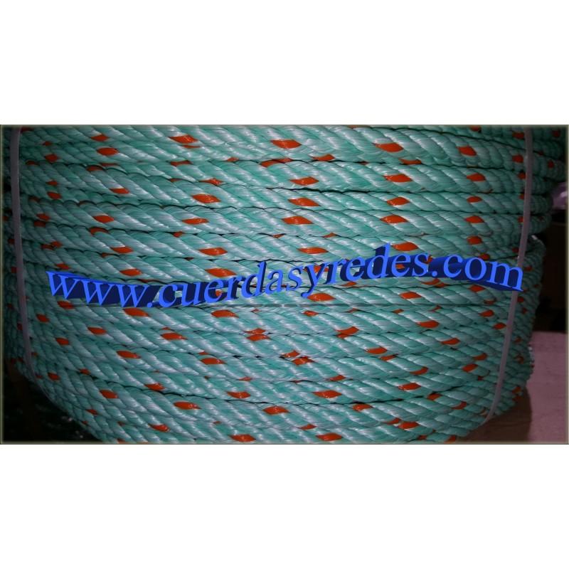 Cuerda 8 mm.
