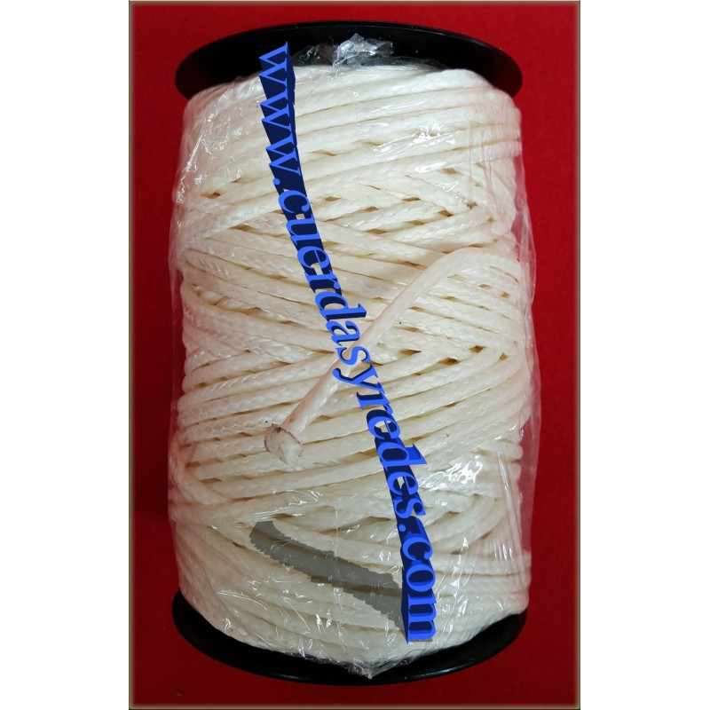 Driza dyneema 4 mm.100 mts.