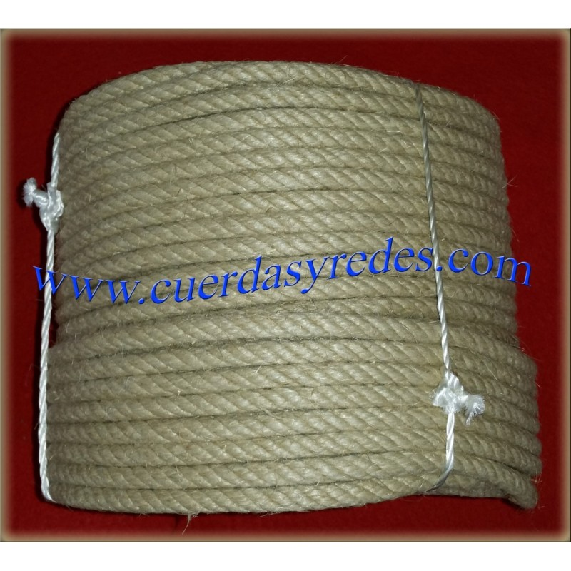 Cuerda 12 mm.100 mts.