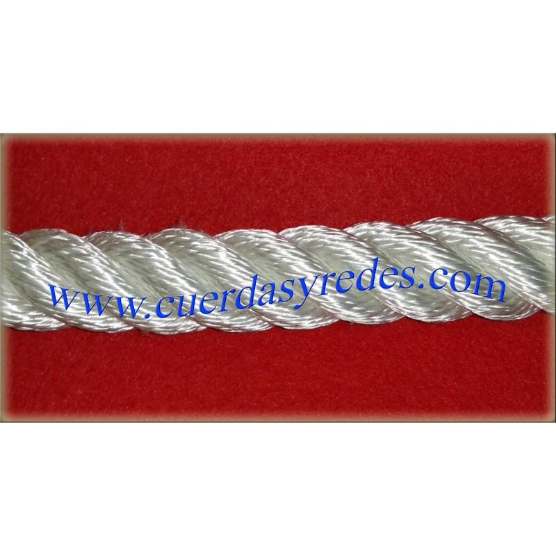 Cuerda alta tenacidad 30 mm.