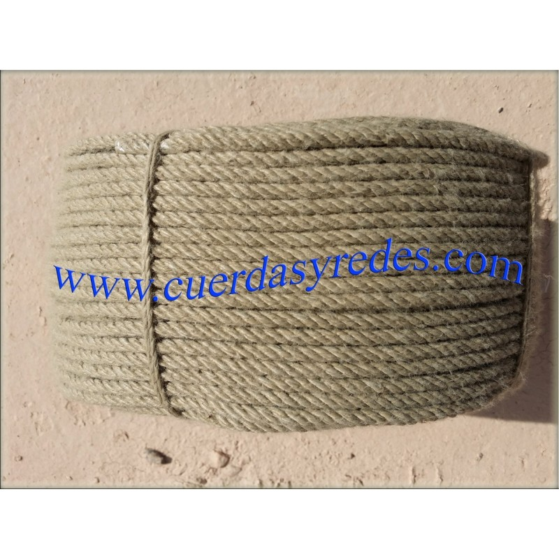 Cuerda 4 mm.200 mts.