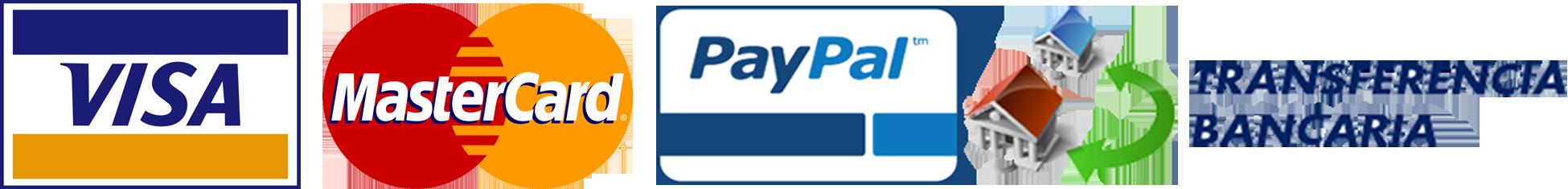 Visa-MasterCard-Paypal-TransferenciaBancaria