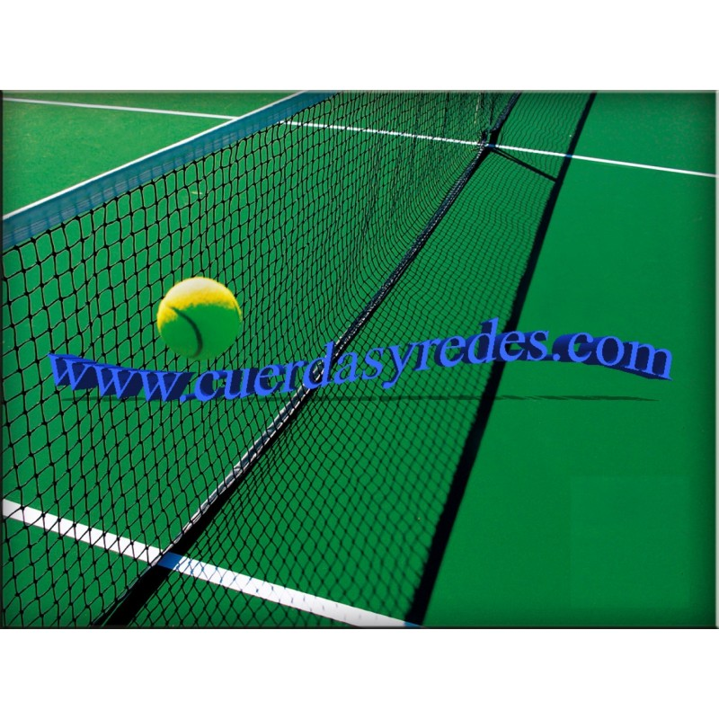 Red central padel