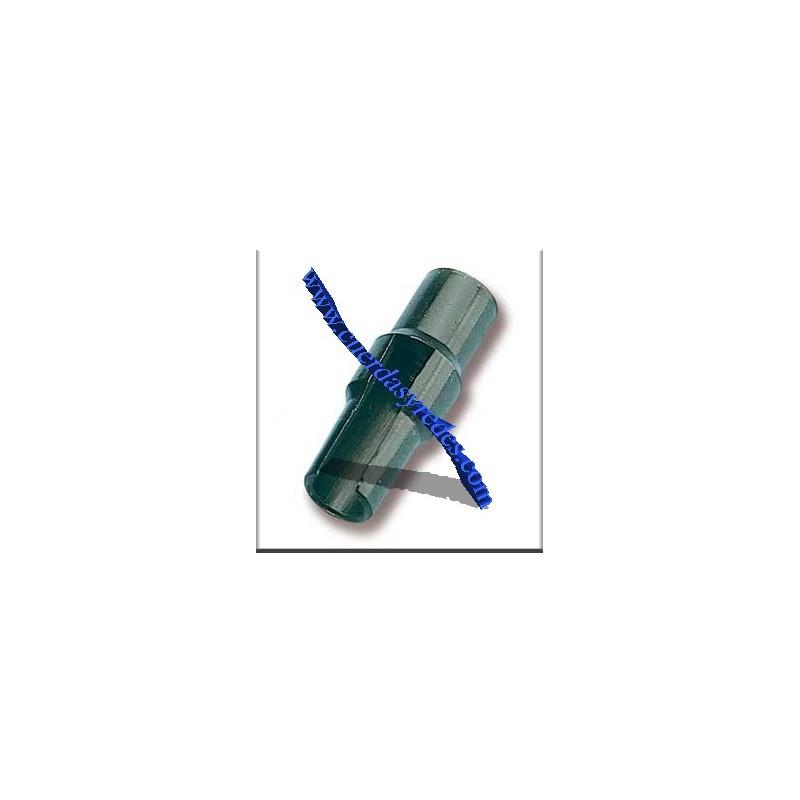 Clip de fijacion para cabo elastico 6 mm.