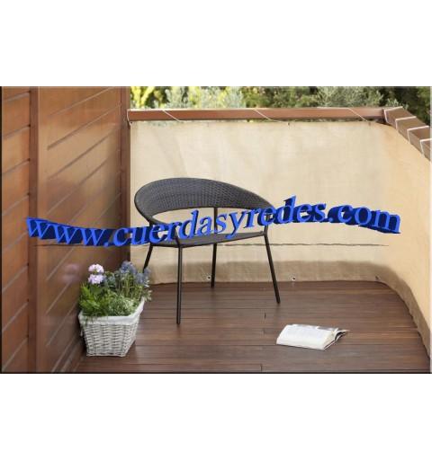 Malla para balcones standard