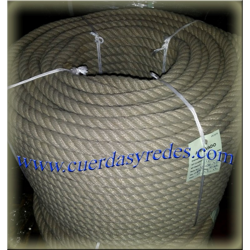 Cuerda 24 mm.100 mts.