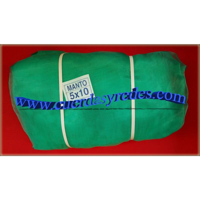 Malla Mosquitera 4x12 verde