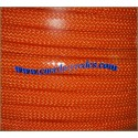 Cordon trenz.12 mm.100 mts. Colores Fluor