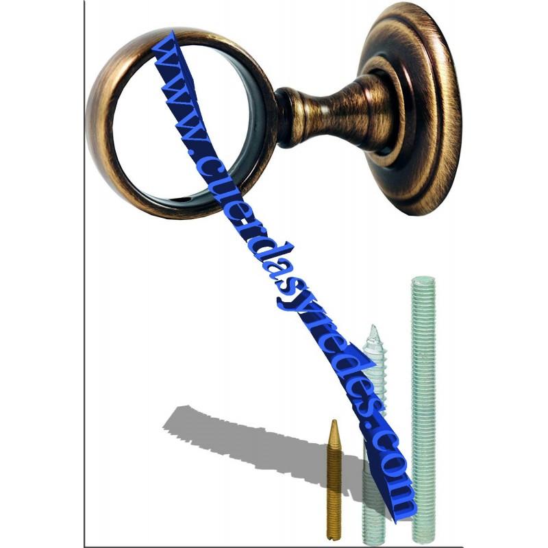 Accesorios para pasamanos de Cuerda 30-32 mm.