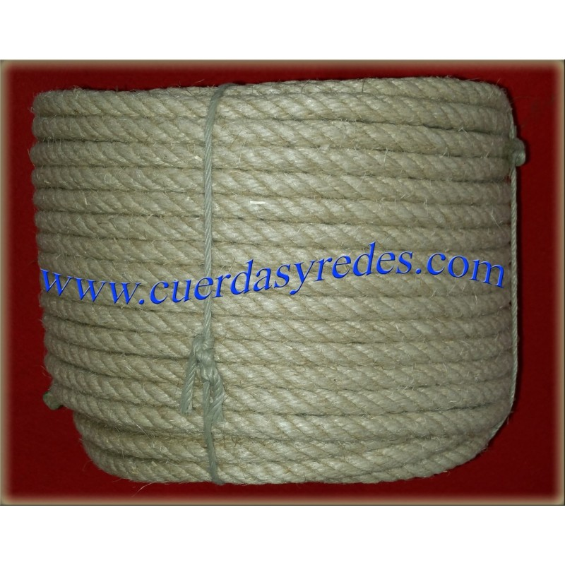 Cuerda 22 mm.100 mts.