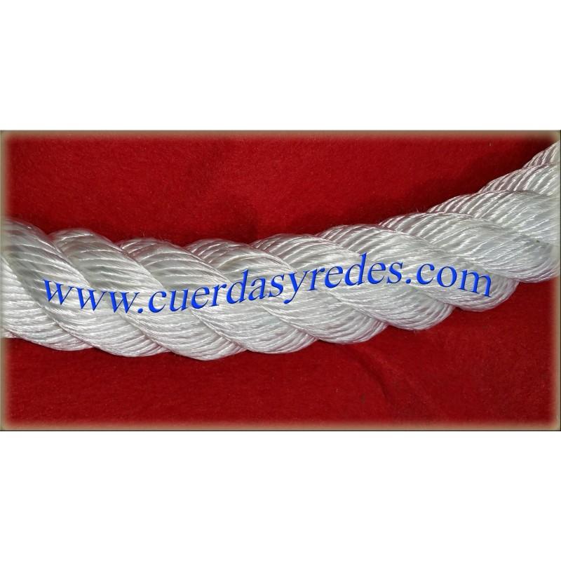 Cuerda alta tenacidad 40 mm.