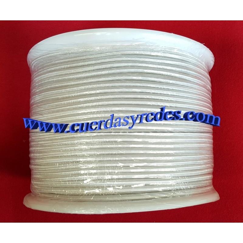 Cuerda Trenzada Elastica 6 mm.