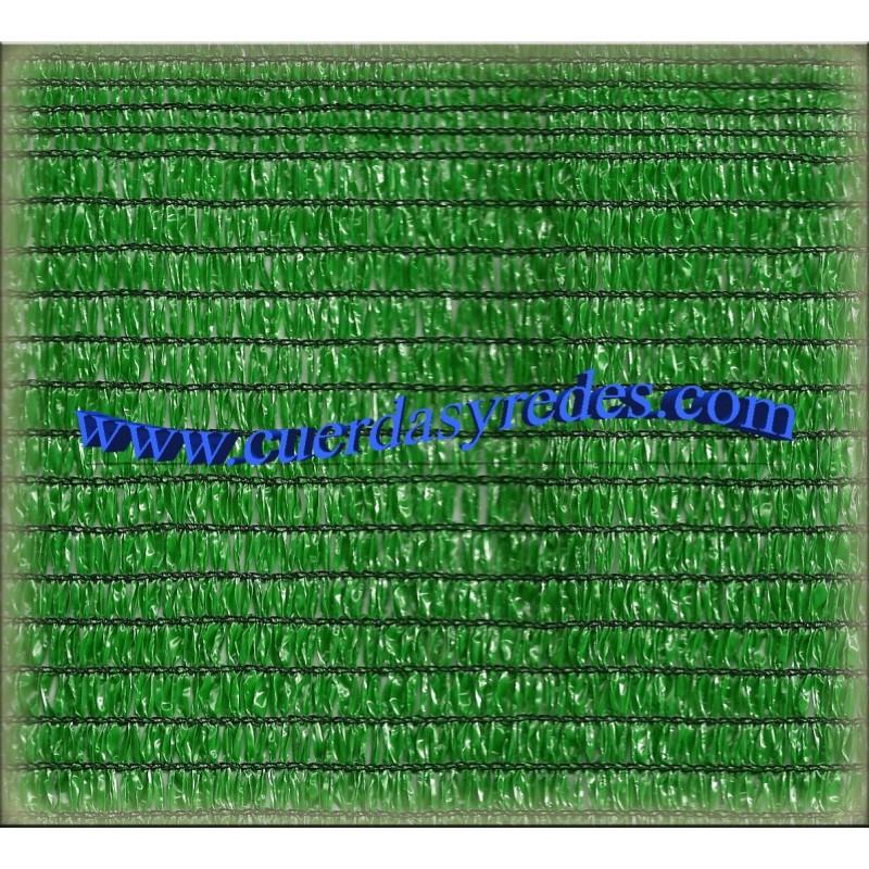 Malla Sombreo 70% a medida verde