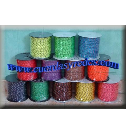 Riel 3 mm.100 mts. Colores